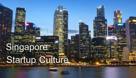 Singapore Startup Culture
