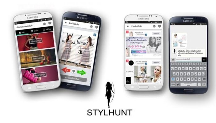 Stylhunt Mobile Commerce
